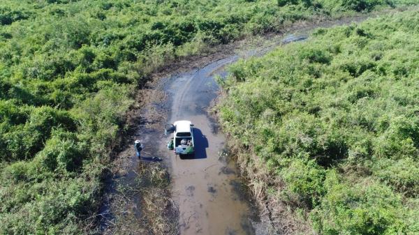 Governo contrata projeto de engenharia para o acesso rodoviário a Porto Esperança