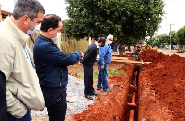 Investimentos do Governo do Estado levam qualidade de vida para a população de Jardim
