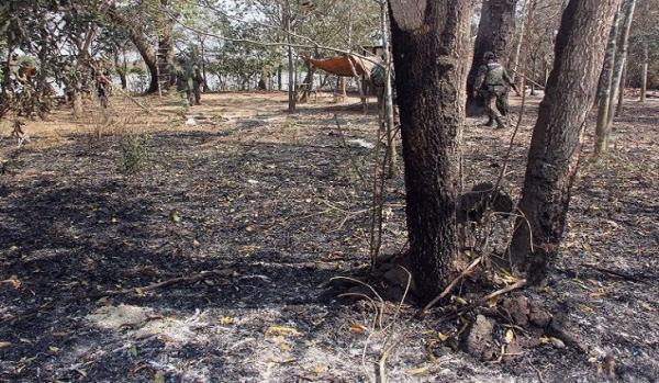 Operação Pantanal II: PMA orienta e autua ribeirinhos por fogo na beira do Rio Paraguai