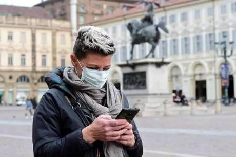 Coronavírus pode ter contaminado seis vezes mais na Itália