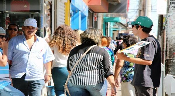 Isolamento social cai a 35% no MS