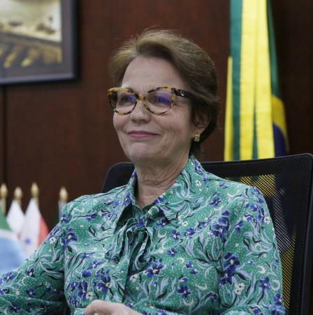 """""""Trabalhamos para que o Brasil seja o principal fornecedor de alimentos no mundo"""