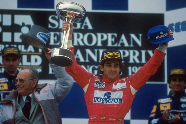 Com ajuda de nova tecnologia, Fórmula 1 aponta Senna como mais rápido desde os anos 80