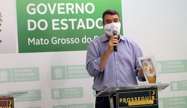 Prosseguir: Governo atualiza grau de risco dos municípios de MS