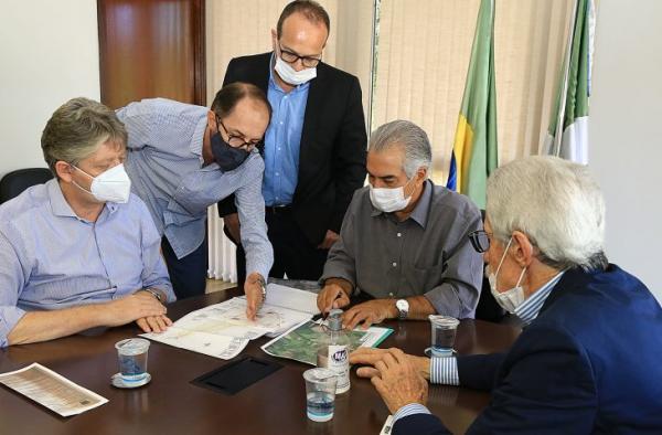Unidade produtora de leitões vai gerar 100 empregos diretos em Sidrolândia