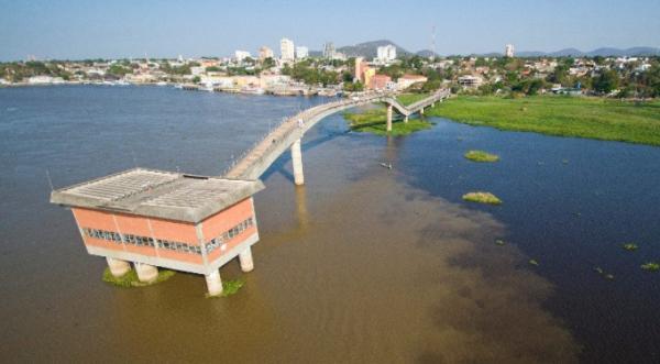 Equipamento para prevenir desabastecimento de água já está em Corumbá