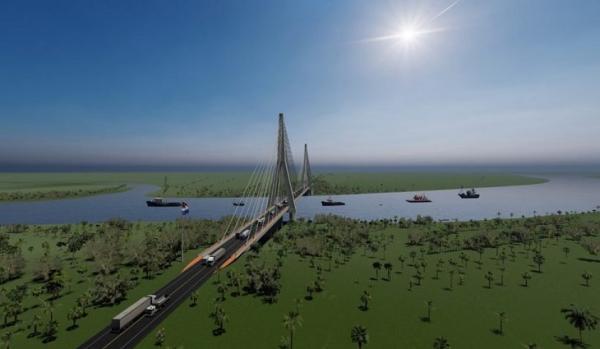 Escolhida empresa que fará projeto do acesso à ponte do rio Paraguai