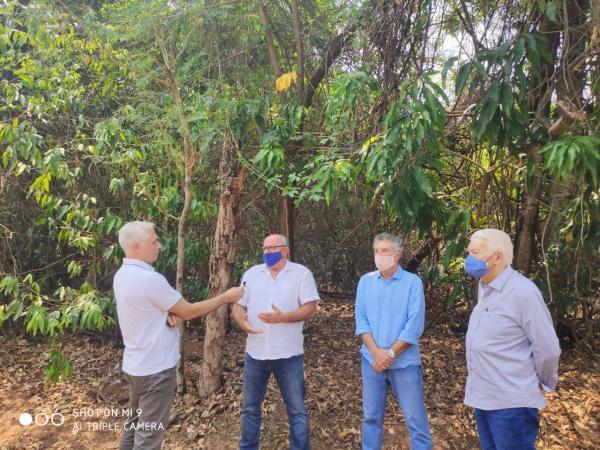 Murilo Zauith promete Campus da Unigran em Rio Verde