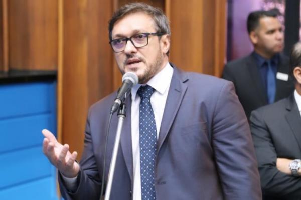 Deputado Lucas de Lima testa positivo para covid-19