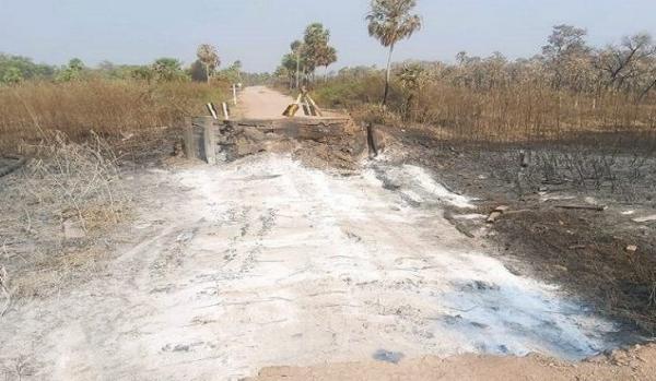 Defesa Civil Nacional e Estado construirão 15 pontes de concreto no Pantanal