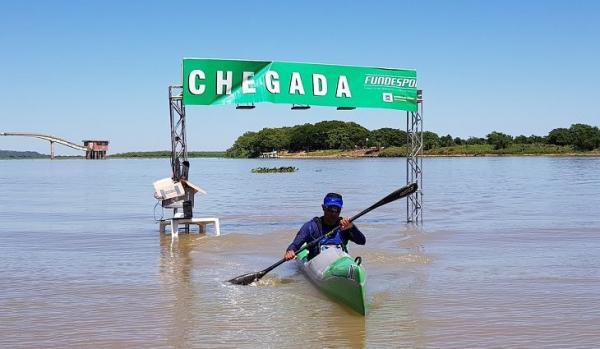 Belezas naturais do Pantanal dão vida ao Brasileiro de Canoagem e estimulam atletas em Corumbá