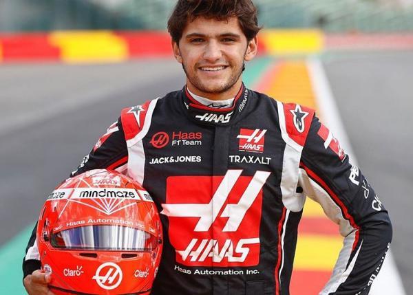 Pietro Fittipaldi, neto de Emerson, se diz pronto e comemora estreia na F-1