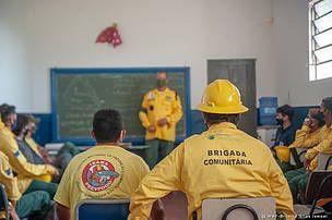 Pantanal ganha nova brigada para combate às queimadas