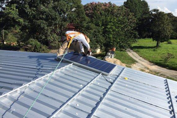 Energia fotovoltaica promoverá o desenvolvimento na agricultura familiar do MS
