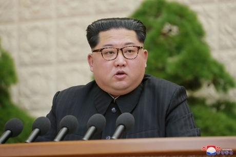 Kim Jong-un chama EUA de maiores inimigos da Coreia do Norte