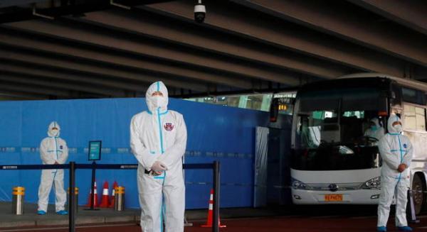 Equipe da OMS investiga em Wuhan origem da covid-19