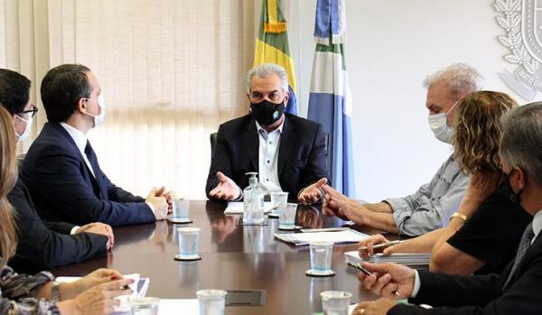 Governo do Estado e MPMS se unem no combate a Covid-19