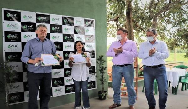 Governo entrega Selo Arte para Manteiga Ghee e banha produzidos em Pedro Gomes