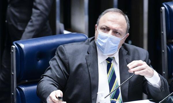 Pazuello diz que população brasileira será vacinada até o fim do ano
