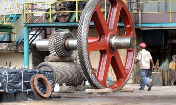 Produção brasileira de aço cresceu 11% em janeiro