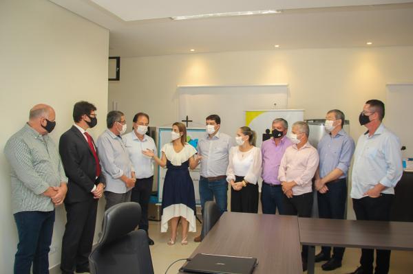 Em reunião na Assomasul, senadora anuncia Fórum de Integração MS Certo
