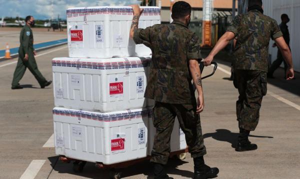 Covid-19: governo anuncia distribuição de mais 4,4 milhões de vacinas