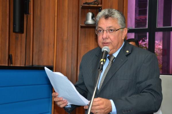 Evander Vendramini pede ao Dnit manutenção e melhorias em vias públicas de Camapuã