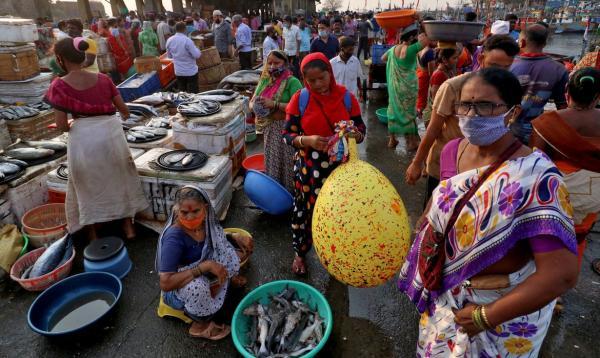 Índia é o 2º país com mais casos de covid-19 no mundo