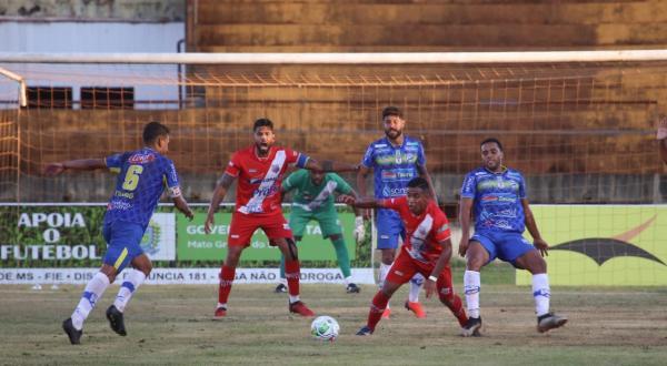 Costa Rica bate Aquidauanense e mantém série de jogos sem perder