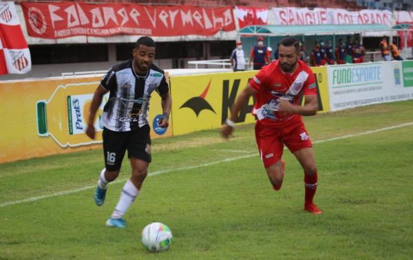 Costa Rica assume a liderança do hexagonal do campeonato estadual