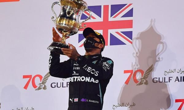 GP da Espanha: Hamilton chega em primeiro e marca 98 vitórias na F1