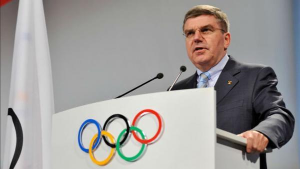 Presidente do COI reafirma ao Japão que Olimpíada será segura