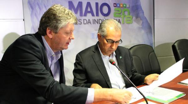 MS registra o 5º maior crescimento na participação do PIB da indústria no país