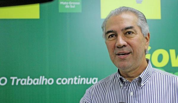 Reinaldo Azambuja ouve hoje mais 30 prefeitos da região do Bolsão