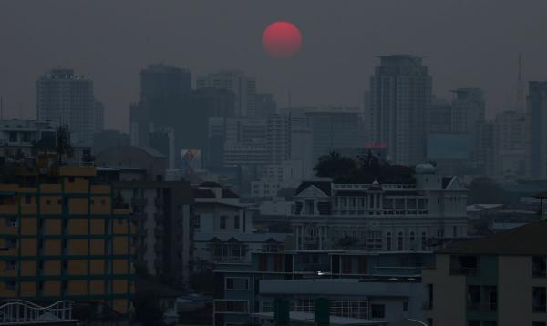 Nível de dióxido de carbono no ar é o maior desde início das medições