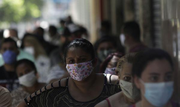 Brasil tem 15.670.754 pessoas recuperadas da covid-19