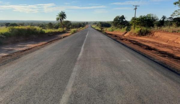 Pavimentação entre distritos de Coxim é realização de sonho antigo de moradores