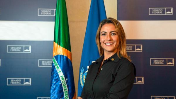 No aniversário de Três Lagoas, Soraya Thronicke informa envio de R$ 57 milhões à cidade