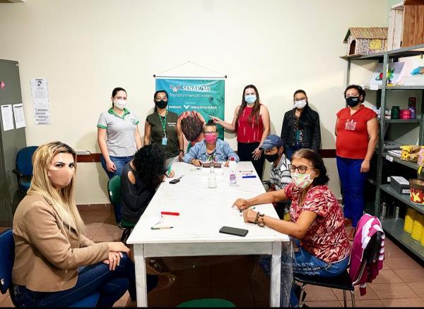 CAPS e Sindicato Rural realizam curso para pacientes da saúde mental