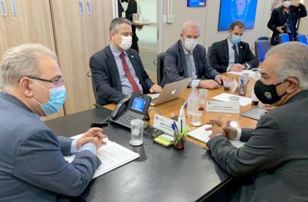 Ministro Queiroga visita Mato Grosso do Sul nesta sexta-feira