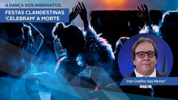 FESTAS CLANDESTINAS  'CELEBRAM' A MORTE