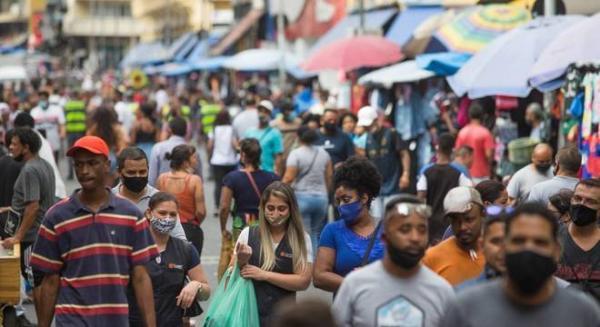 Brasil tem 18.466.822 recuperados da covid