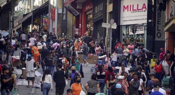 Brasil tem 18.569.991 recuperados da covid