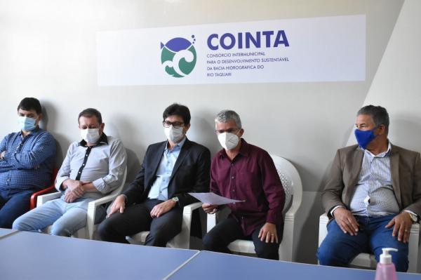 Conselho do Cointa teve reunião em Coxim