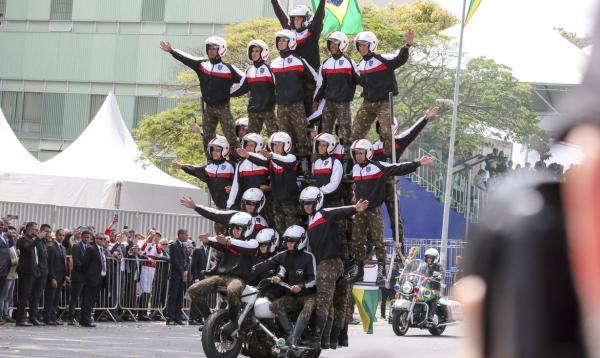Defesa suspende realização de desfile cívico-militar em 7 de setembro