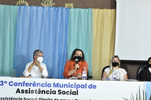 Sonora realizou sua Conferência de Assistência Social