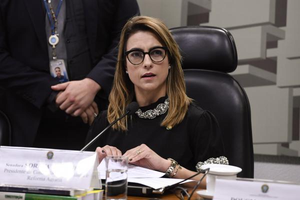 Soraya Thronicke ouve demandas das lideranças de Rio Verde