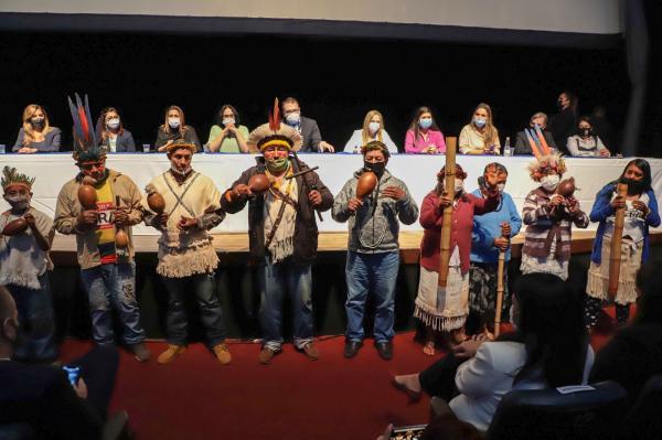 Senadora Soraya propõe recurso para combater violência a crianças indígenas