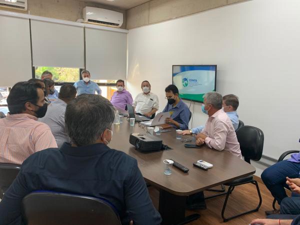 Cointa propõe criação de tilápia nos municípios pertencentes à Bacia do Rio Paraguai