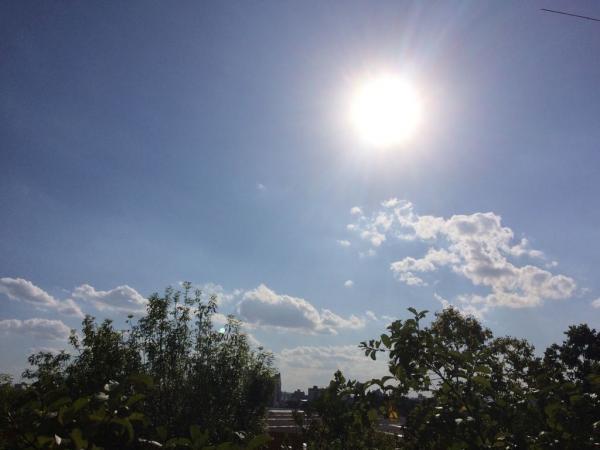 Segunda-feira de tempo quente no MS